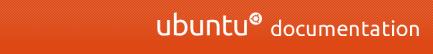 Ubuntu Documentation