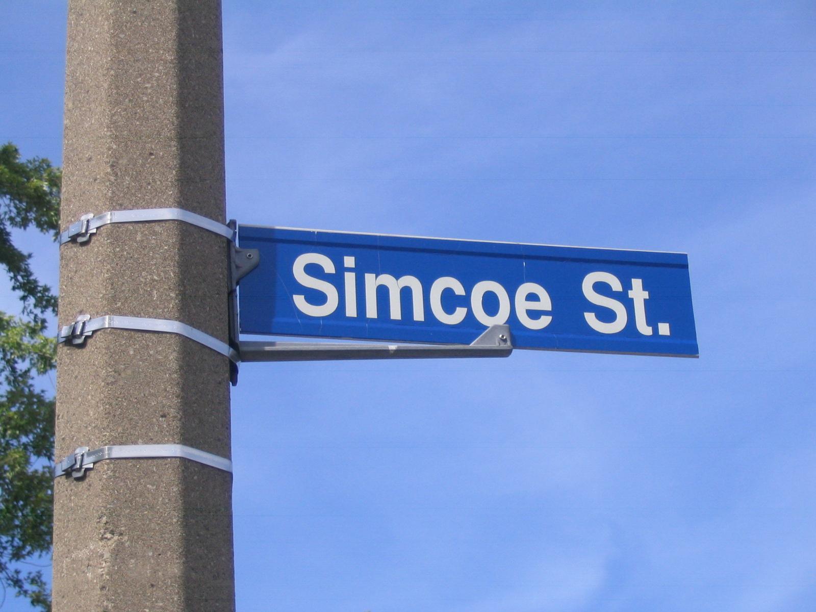 Simcoe (ON) Canada  city photos : Simcoe Street in Niagara Falls, Canada – pleia2's blog