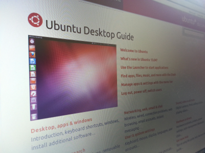 Ubuntu Desktop Guide