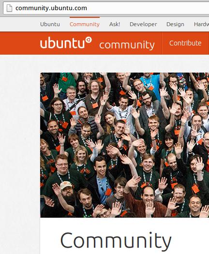 community.ubuntu.com