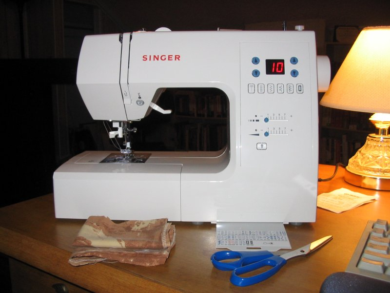 singer 7444 sewing machine